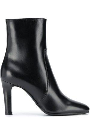 Saint Laurent Jane 90 zip boots