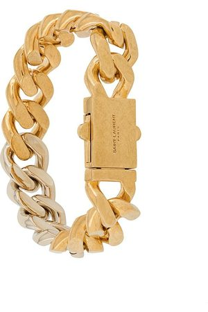 Saint Laurent Chain-link bracelet