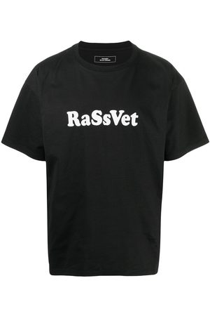 Rassvet Loose fit logo-print t-shirt