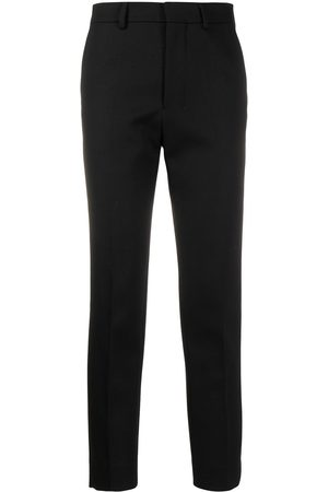 Ami Senhora Calças Formal - Slim-fit tailored trousers