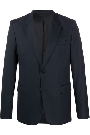 Ami Homem Blazers - Lined two-buttons jacket