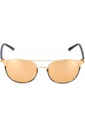 Linda Farrow Mirrored sunglasses