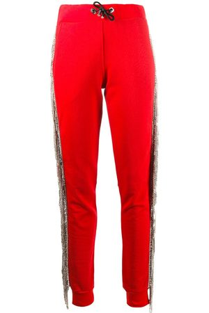 Philipp Plein Crystal embellished jogging trousers