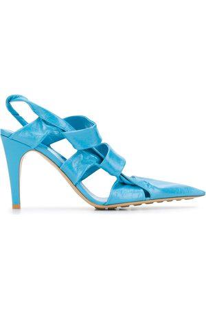 Bottega Veneta Senhora Sandálias - High-heeled pointed toe sandals