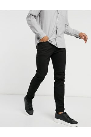 Selected Slim jeans organic cotton black