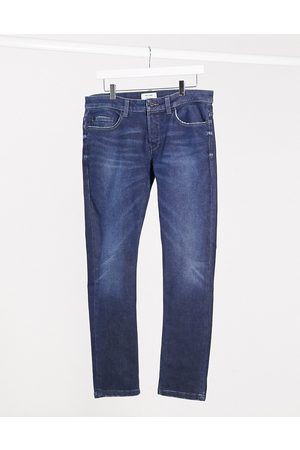 Only & Sons Slim fit jeans in blue wash