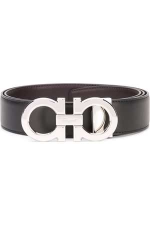 Salvatore Ferragamo Homem Cintos - Gancini buckle belt