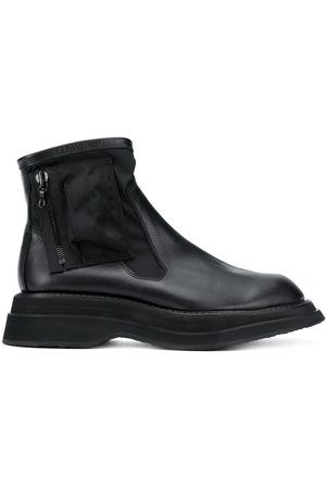 JULIUS Utility pocket ankle boots