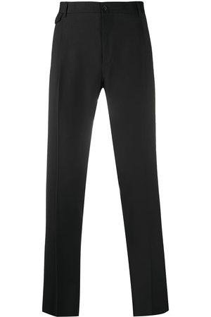 Dolce & Gabbana Homem Calças Formal - Tailored wool trousers