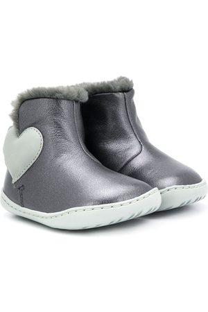 Camper Kids Bebé Galochas - Love heart boots