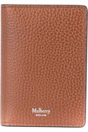 MULBERRY Homem Bolsas & Carteiras - Pebbled leather wallet