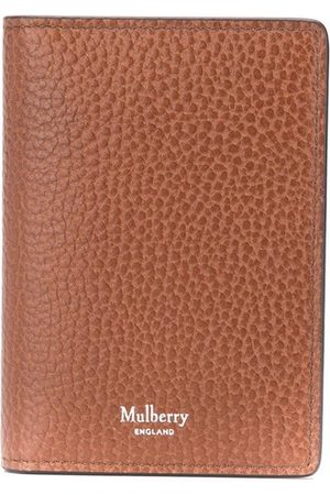 MULBERRY Pebbled leather wallet