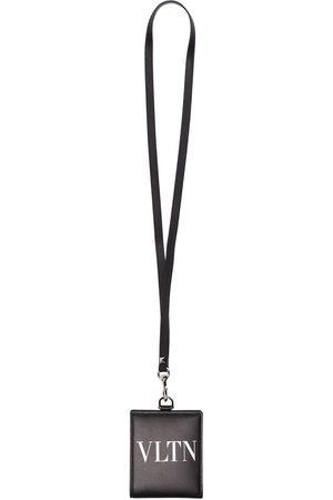 VALENTINO GARAVANI VLTN wallet necklace