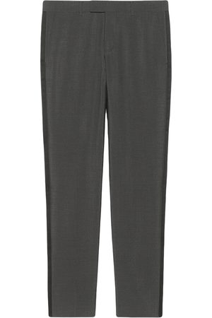 Gucci Heritage straight-leg tailored trousers
