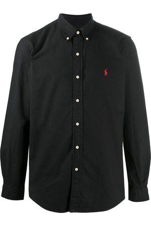 Polo Ralph Lauren Plain long-sleeved shirt