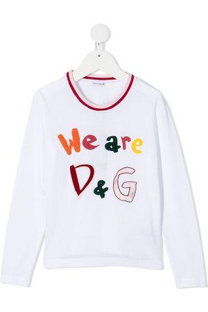 Dolce & Gabbana We Are G&G T-shirt