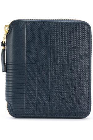 Comme Des Garçons Wallet Line pattern wallet