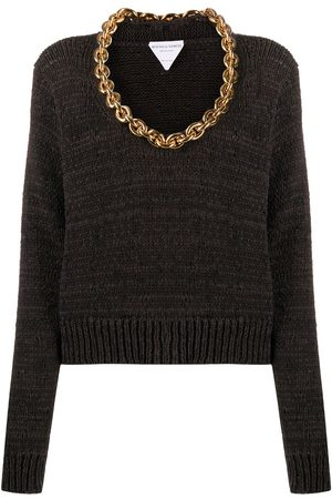Bottega Veneta Chain-link trim jumper