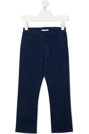 KNOT James straight-leg trousers