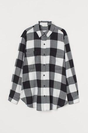 H&M Camisa em flanela