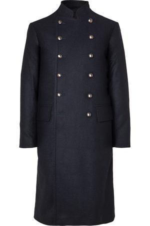 KINGSMAN Homem Casacos de Inverno - Shola Slim-Fit Wool and Alpaca-Blend Coat