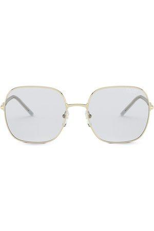 Prada Decode square-frame sunglasses