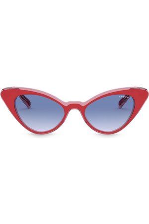 vogue Senhora Óculos de Sol - Cat-eye gradient lens sunglasses