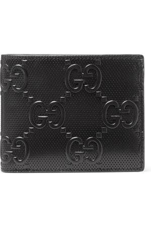 Gucci Homem Bolsas & Carteiras - GG Tennis Monogrammed-Leather Billfold Wallet