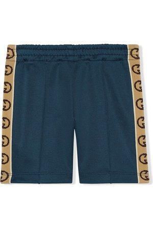 Gucci Interlocking G technical jersey trousers