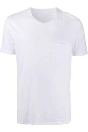 Zadig & Voltaire Distressed burnout T-shirt