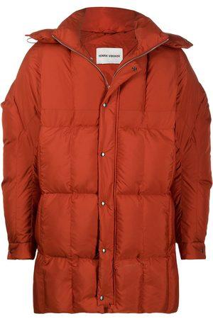 HENRIK VIBSKOV Puffer coat