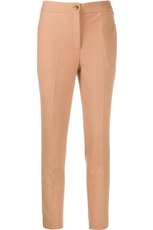 Twin-Set Slim-fit tailored trousers