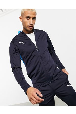 PUMA Football tracksuit in navy