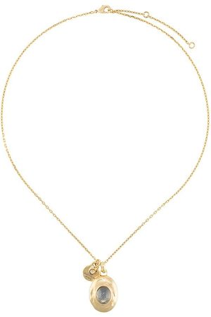 Goossens Talisman secret locket necklace