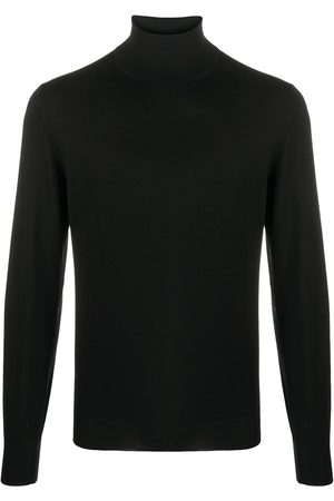 DELL'OGLIO Homem Camisolas - Long sleeve ribbed jumper