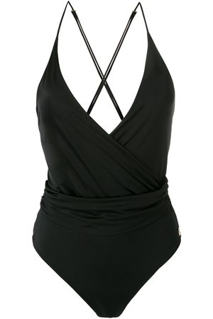 Brigitte Senhora Beachwear - Tati wrap one-piece