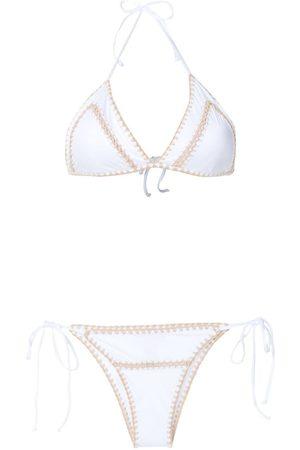 Brigitte Senhora Bikinis - Tati e Julia crochet bikini set