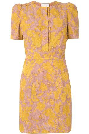 Karen Walker Mulher Vestidos Casual - Prairie floral print dress
