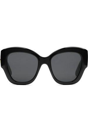 Gucci GG tinted cat-eye sunglasses