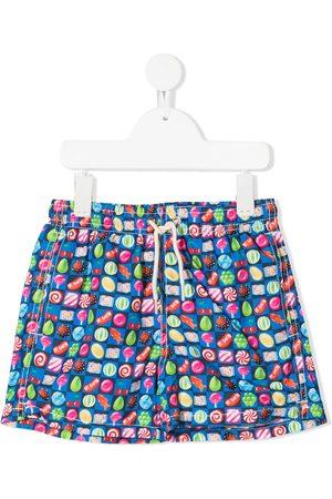 MC2 SAINT BARTH Menino Calções de Banho - Candy swim shorts