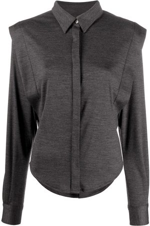 Isabel Marant Structured shoulder shirt
