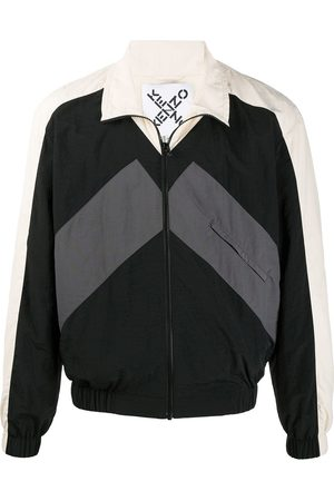 Kenzo Panelled lightweight jacket