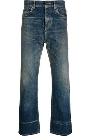 Saint Laurent Straight-leg jeans