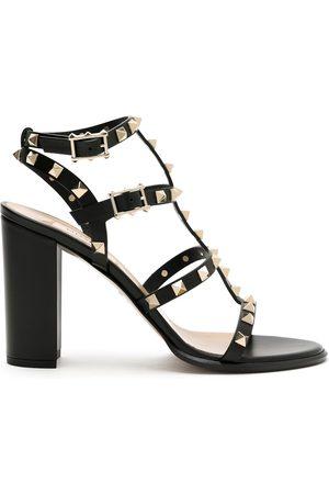 Valentino Garavani Senhora Sandálias - Rockstud-embellished sandals