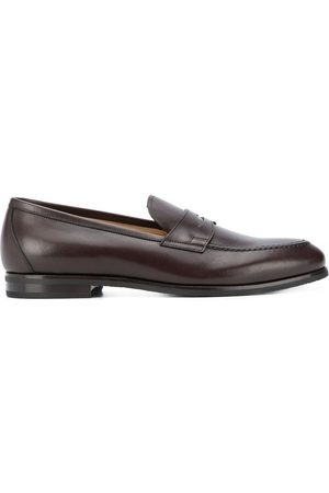 Scarosso Renato almond toe loafers