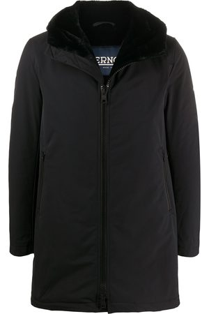 HERNO Homem Parkas - Short hooded coat