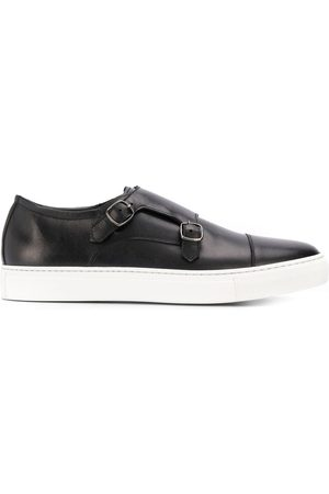 Scarosso Fabio double buckle sneakers
