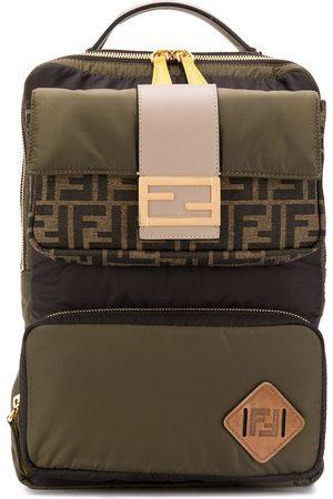 Fendi FF-pattern backpack