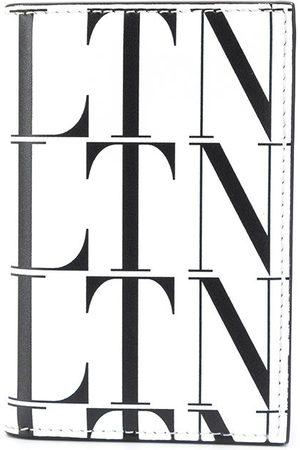 VALENTINO GARAVANI VLTN print breast wallet