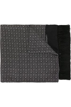 Dolce & Gabbana Silk fringed scarf